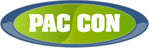 PacCon Floral Logo